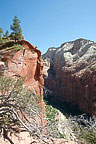 Angel's Landing Trail, Zion National Park, UT