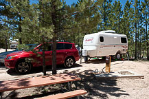Site 83, Ruby's Inn RV Park & Campground