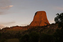 Devils Tower, WY