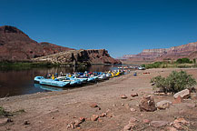 Colorado River, Lee's Ferry