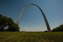 Arch Looking Towards IL