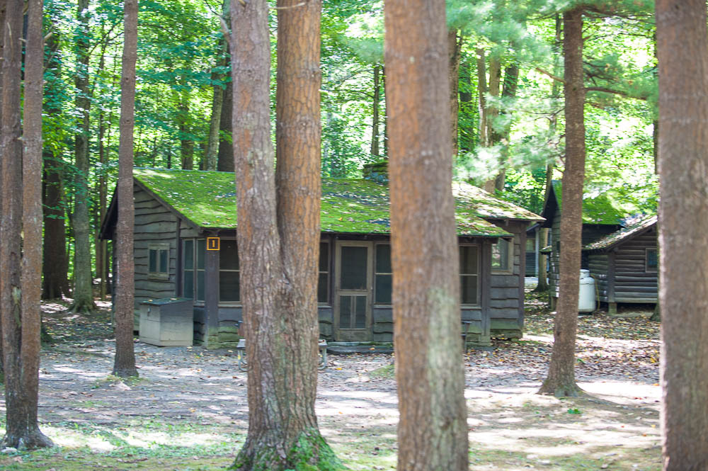 Letchworth State Park Cabins