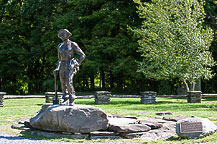 The CCC Statue