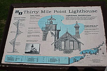 30 Mile Lighthouse