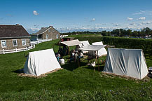 Fort Ontario Reenactment