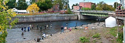 Salmon Fishing Salmon River, Pulaski, NY