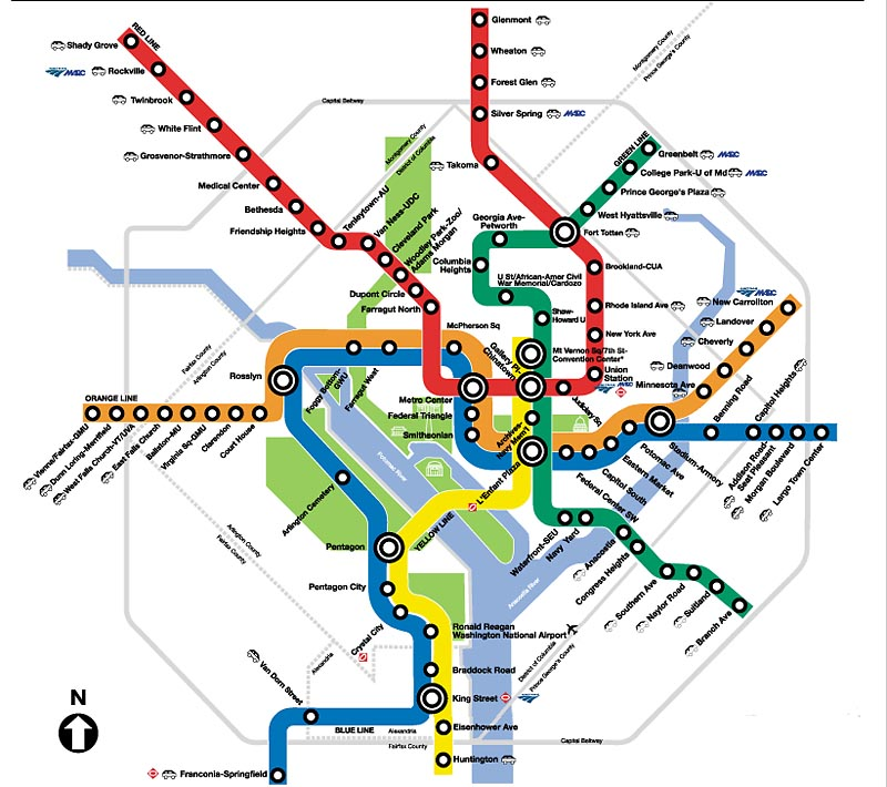 Washington Dc Map Metro Pdf 28 Images Washington Baltimore Transport Skyscrapercity