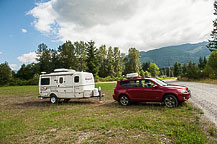 "Site ""In the Field"" at McDaniel's RV Park"